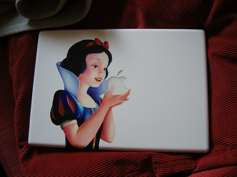 biancaneve-macbook